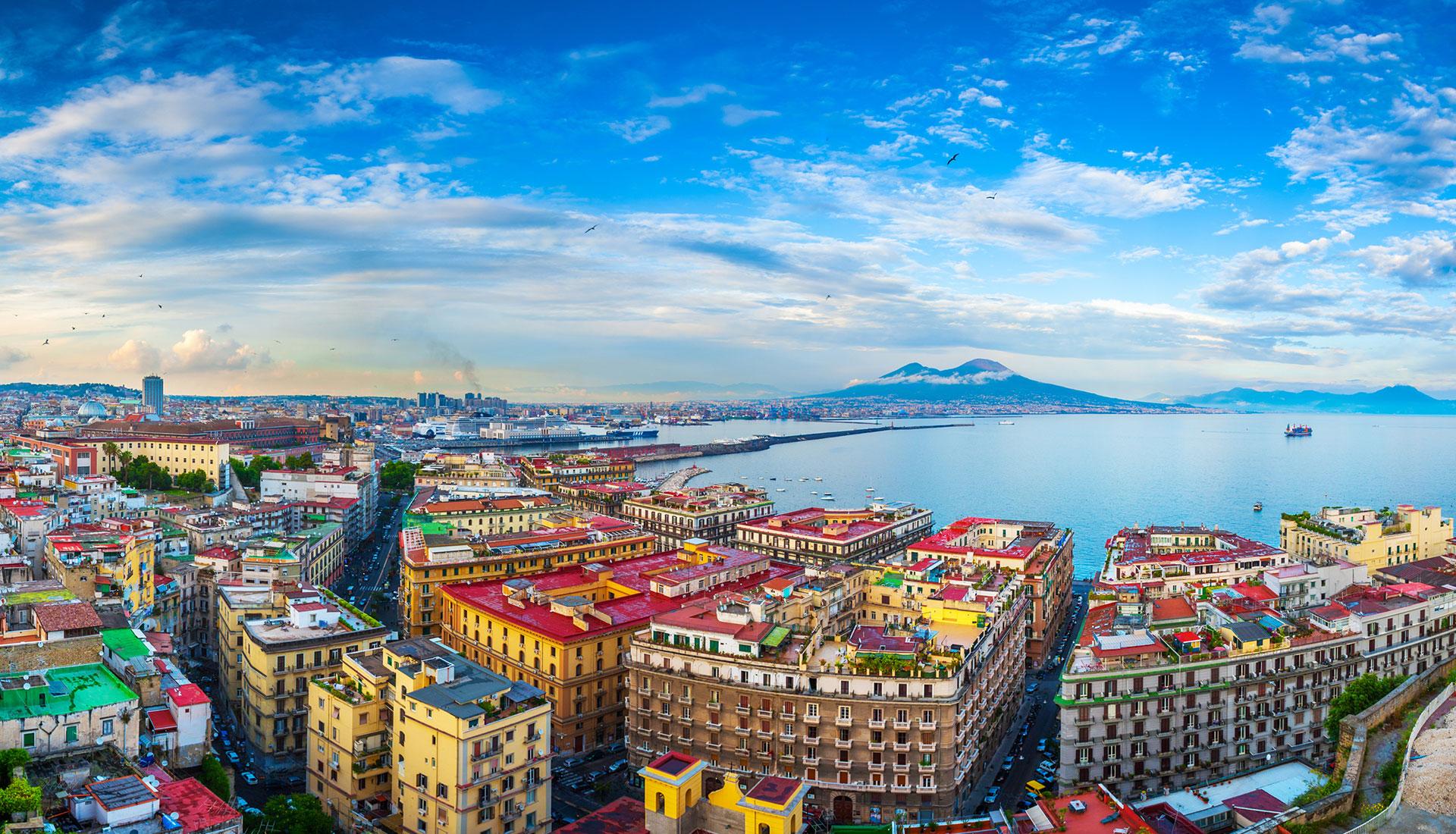 Bella Napoli panorama