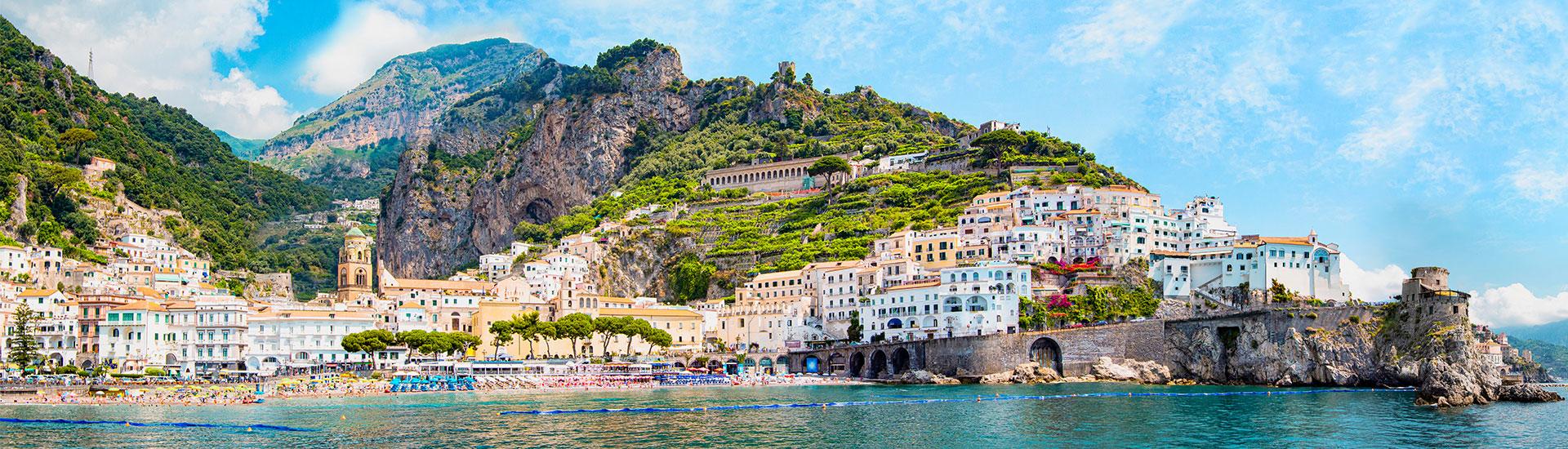 Hotels Amalfi Coast hero