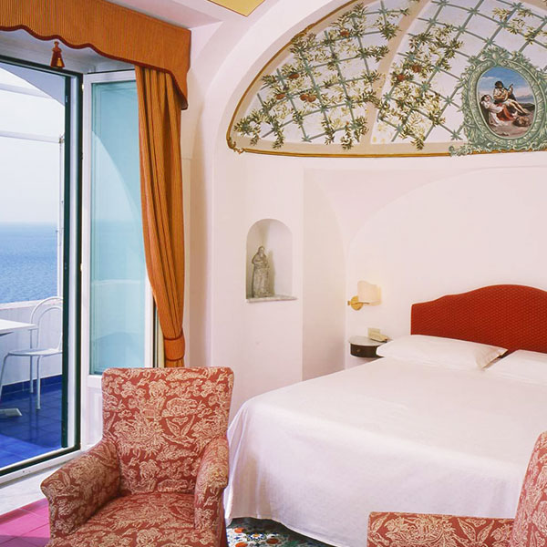 Hotel Luna Convento Amalfi Coast