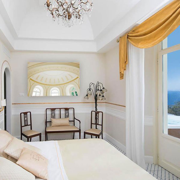 Luxury Villa Excelsior Parco Amalfi Coast