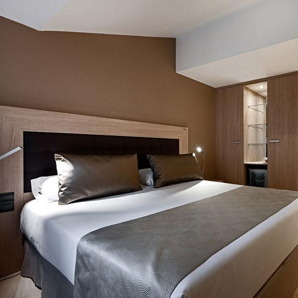 hotel catalonia atocha madrid spain