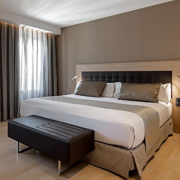 hotel catalonia plaza major madrid spain