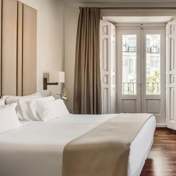 hotel nh collection palacio de tepa madrid spain