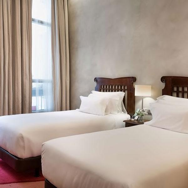 hotel nh collection paseo del prado madrid spain