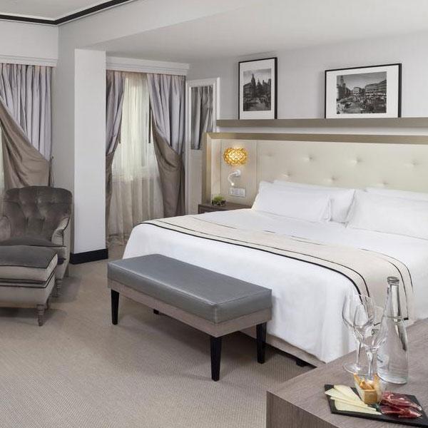 hotel melia castilla madrid spain