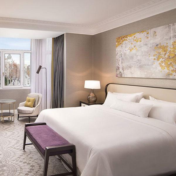 hotel westin palace madrid spain