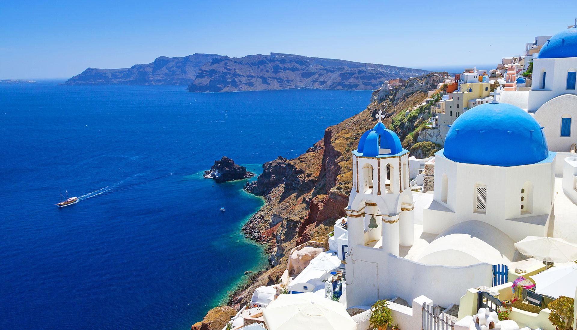 Greek Island Hopper Tour Hero