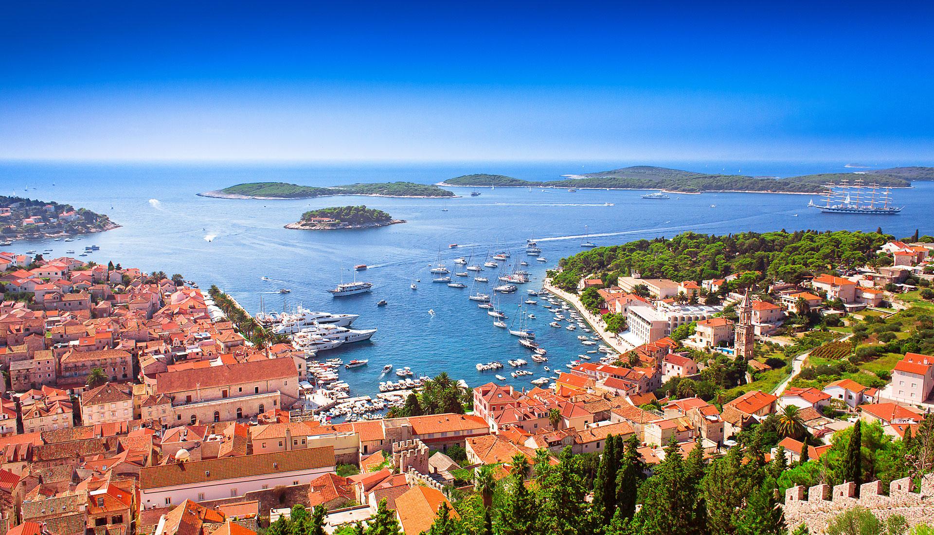 tour hero discover the croatian islands