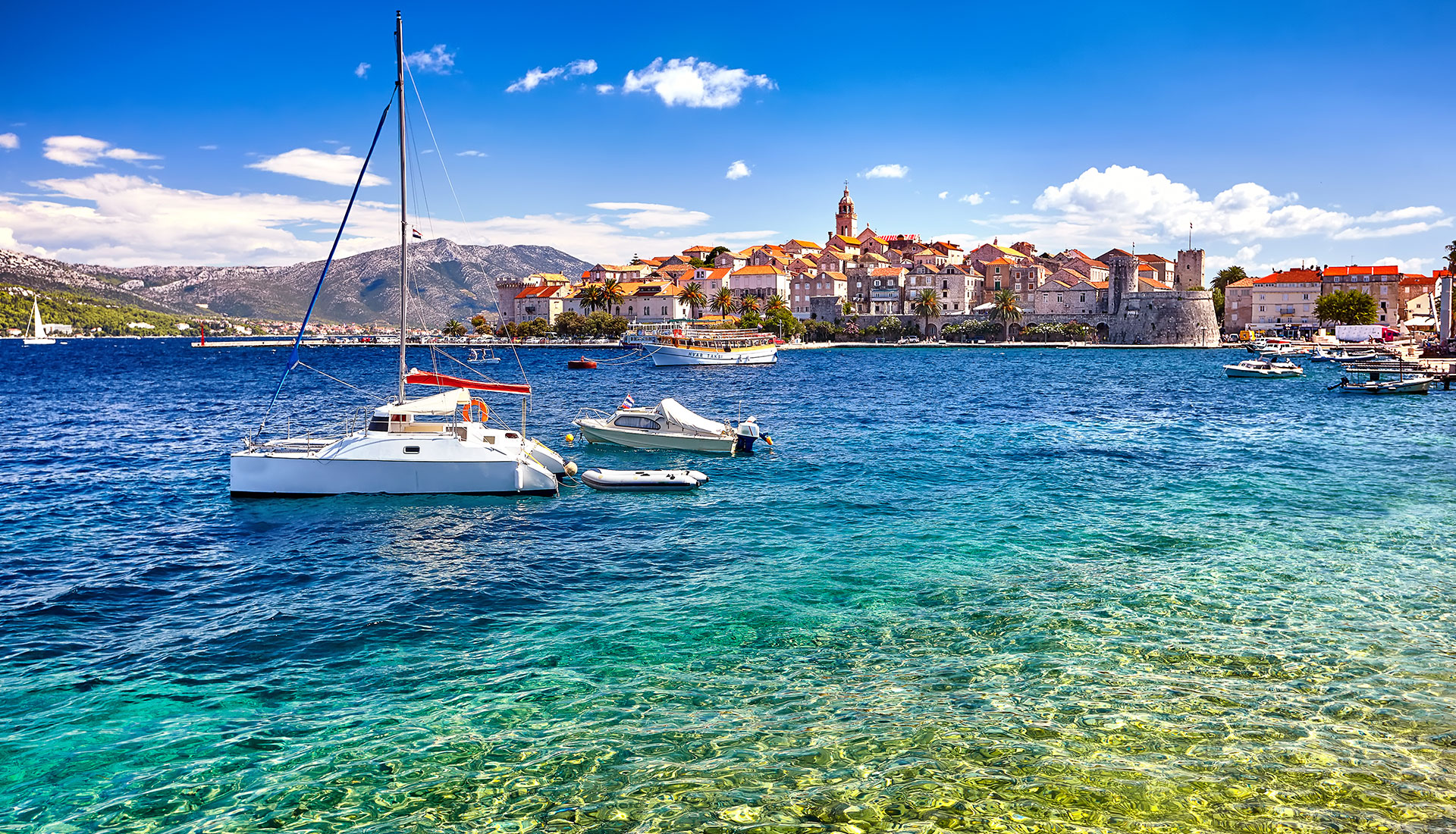 tour hero pearls of the croatian islands